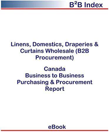 Get Book Linens Domestics Draperies Curtains Wholesale B2b