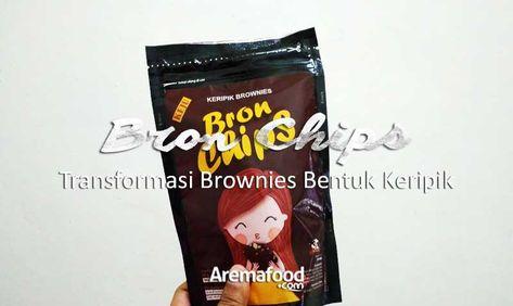 Bron Chips Keripik Brownies Kuliner Kota Malang Keripik Chips Brownies