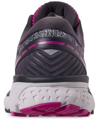 d929c3708d1af Brooks Women s Ghost 11 Running Sneakers from Finish Line - Black 9.5