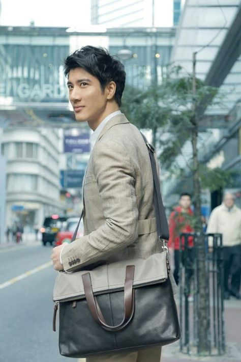 Wang Lee Hom for Coach