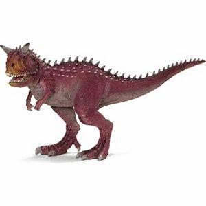 Schleich Dinosaur Model 14586 Carnotaurus