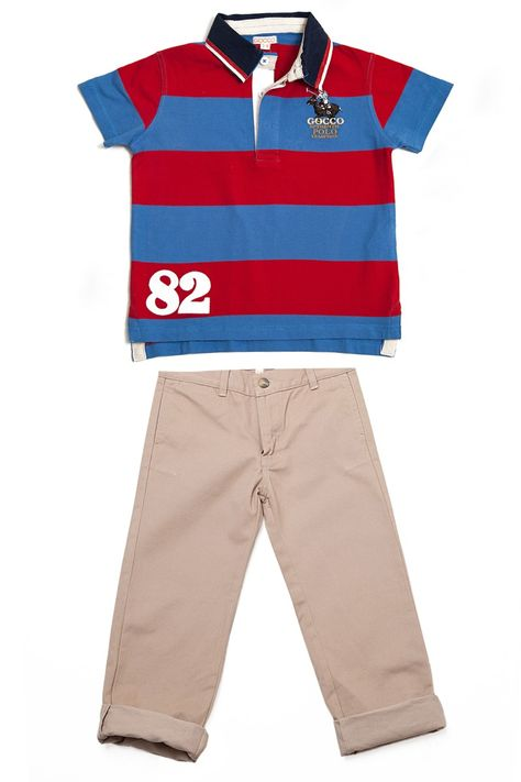 Gocco Boys Polo Espa/ña Shirt