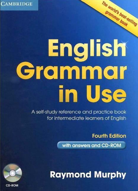 English Grammar In Use Raymond Murphy English Grammar Book