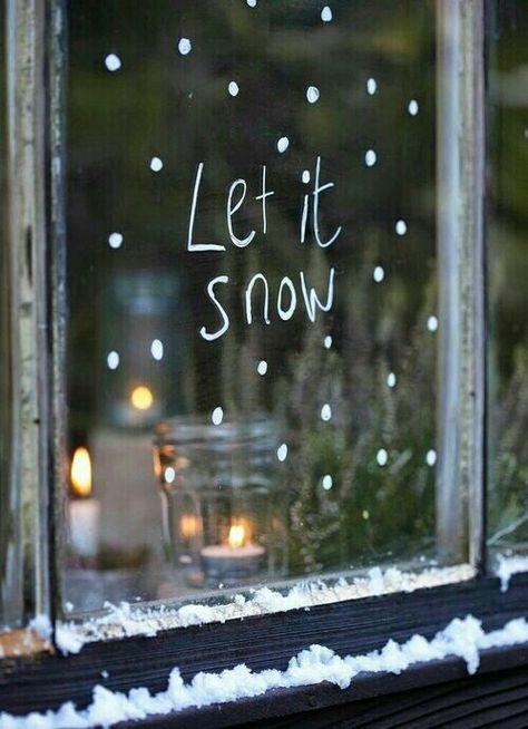 Bild über We Heart It http://ift.tt/1NIIgQ8 #simple #snow #wallpapers #window #winter #letitsnow