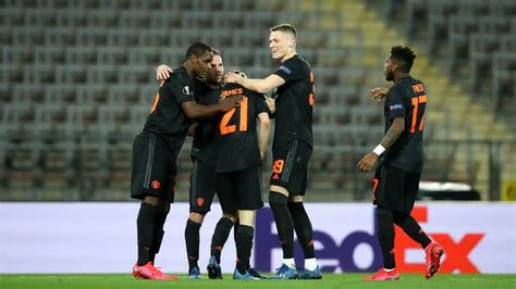 Latest News For Lask 05 Manchester United Red Devils All But Through To Quarterfinals In 2020 Manchester United Europa League Manchester