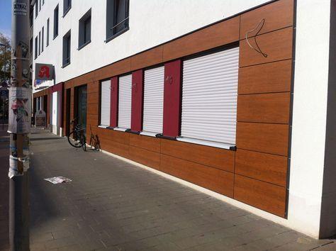 8 Mm Fassadenplatten In Holzoptik Fassade Fassadenplatten Hausverkleidung