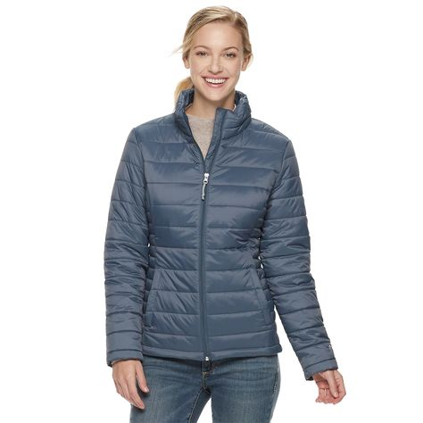 f383681d291e Women's Free Country Lightweight Puffer Jacket   Products   Puffer ...