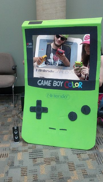 Nintendo Game Boy Color Costume