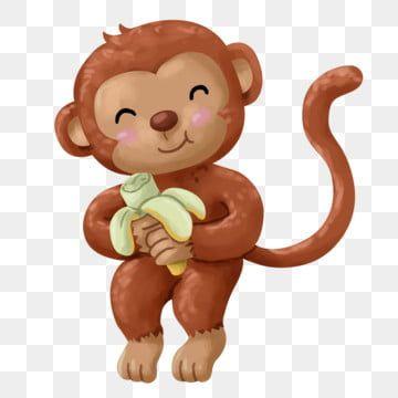 Monkey Eating Banana Illustration Monkey Clipart Monkey Monkey Cartoon Png Transparent Clipart Image And Psd File For Free Download Cartoon Banana Cartoons Png Cartoon Drawings Of Animals