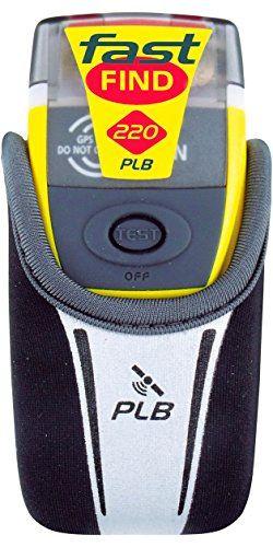 45016 PLB McMurdo FAST FIND 220 Personal Locator Beacon