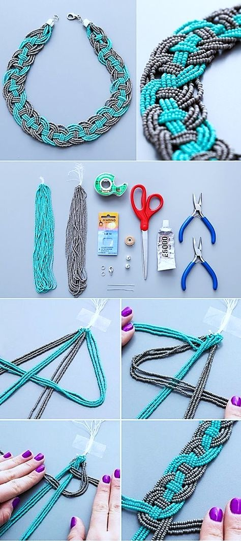 Looking for DIY jewelry making ideas? We collect inspirational homemade Jewelry. Check 20 easy homemade diy Jewelry ideas 2015 in London, UK.