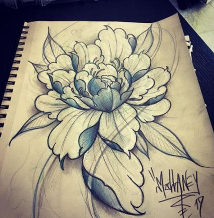 50 Ideas For Tattoo Lotus Red Tattoo Peony Flower Tattoos