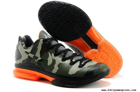 classic price reduced genuine shoes Camo Nike KD V Elite Low For Sale | Kevin durant shoes, Nike ...