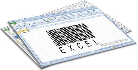 Código De Barras En Excel Hojas De Cálculo Codigo De Barras Barra