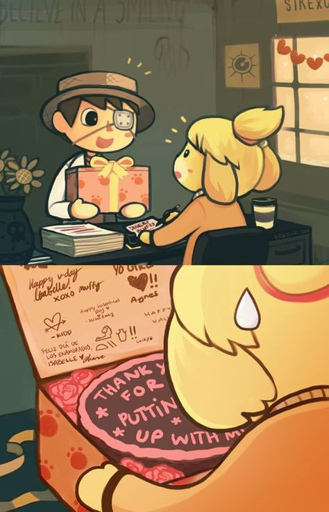 """""""Isabelle I'm hella shocked that you spend Valentine's Day in the godforsake... - #AcnlMemes #day #godforsake #hella #isabelle #shocked #spend #valentine #Valentines - #AcnlMemes"""