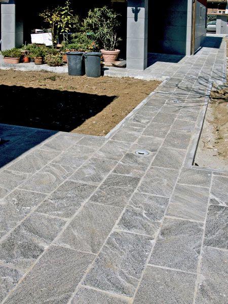 Favoloso Le nostre pietre naturali :: GAVERINI - posa pavimenti e TV56
