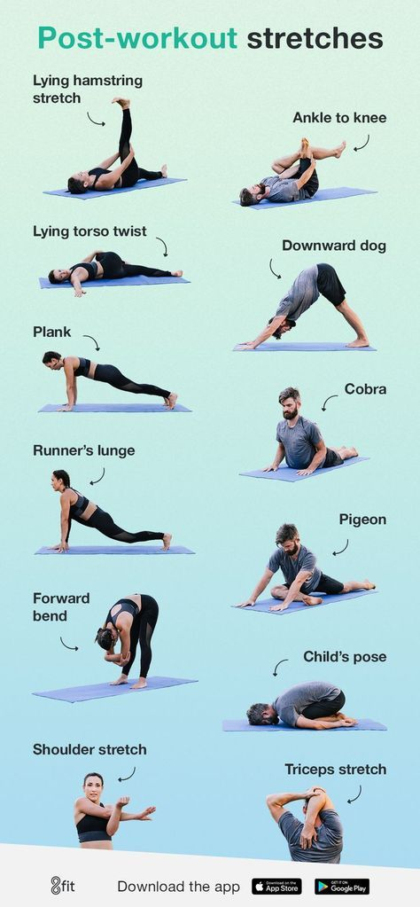 Full Body Stretching Routine 10 Minute Guided Session 8fit Post Workout Stretches Full Body Stretching Routine Full Body Stretch