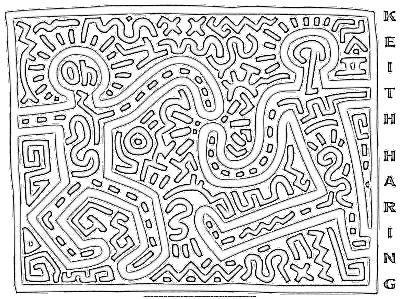 42 besten Keith Haring Bilder auf Pinterest  bildende Kunst