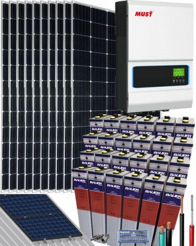 Kits Solares Vivienda Permanente Comprar Kits Solares Vivienda Permanente Al Mejor Precio Compras Permanentes Sol