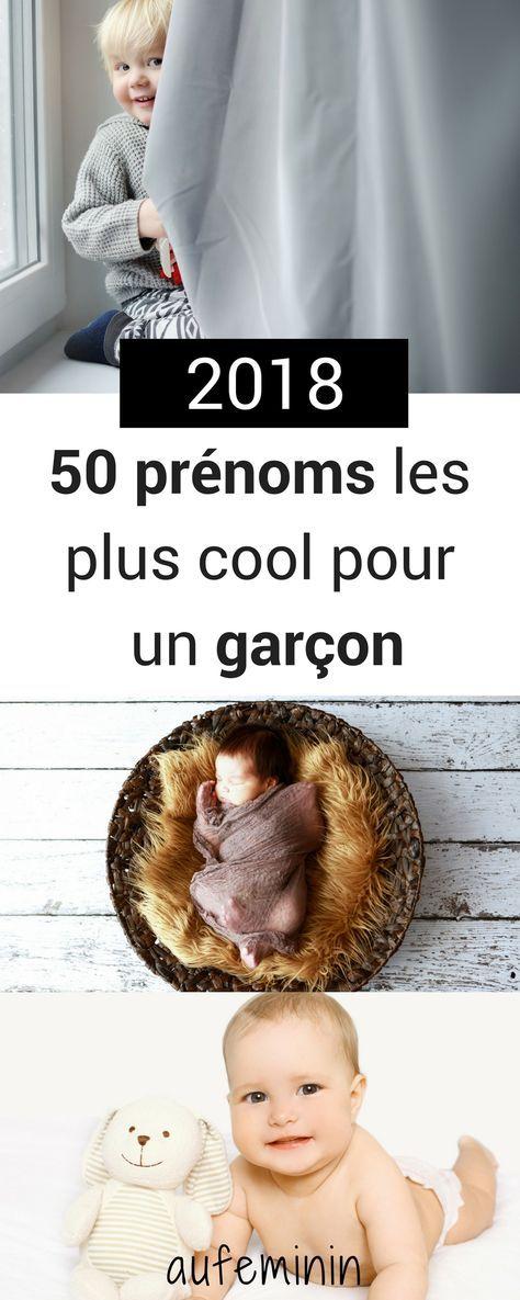 Top 50 Des Prenoms De Garcon En 2018 Prenoms De Garcon Joli Prenom Garcon Top Prenom Garcon