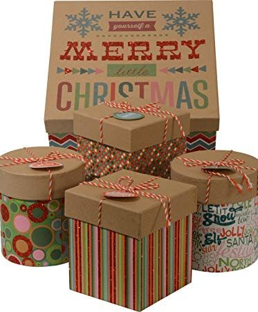 Christmas Boxes Packaging Offering Custom Christmas Gift Boxes To