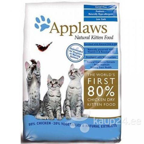 Applaws Kitten Chicken 400 G Hind Kitten Food Cat Food Natural Cat Food