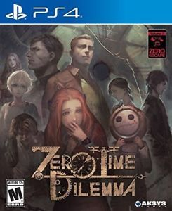 Playstation 4 Ps4 Game Zero Escape Zero Time Dilemma Brand New And Sealed Ps4 Playstation Console Ps4 Games New Ps4 Playstation