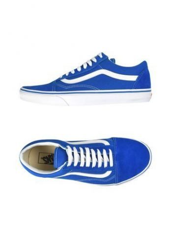 vans mens shoes blue