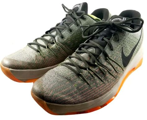 51bdd87e5325 ... czech nike kd 8 easy euro mens shoes size 13 749375 033 kevin durant  alligator citrus