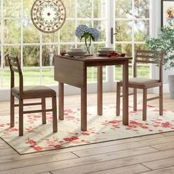 Dining Table Bases Solid Wood Set, Welton Furniture Dining Room