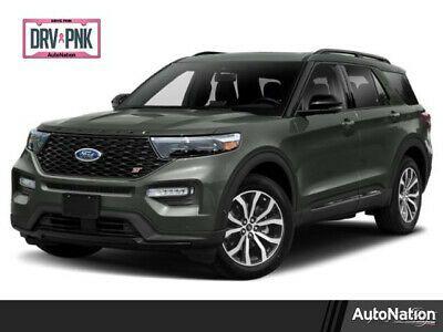 Ebay Advertisement 2020 Ford Explorer St 2020 Ford Explorer St
