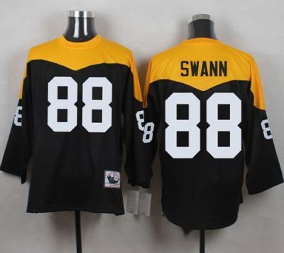 sale retailer 5d0a9 adb5b Pittsburgh Steelers Jersey 2 Michael Vick Black Yelllow ...