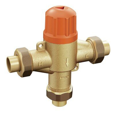 Moen Commercial Sensor Operated Electronic Mixing Valve 2020