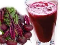 Bieten: vol antioxidanten. Ontgiftigen en verbeteren humeur en alertheid !