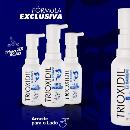 trinoxidil anvisa