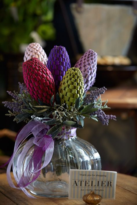 Lavender Wands from #Provence Photo by @LuaWilliams #Canmore
