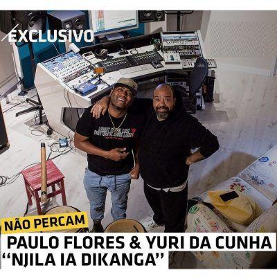 Paulo Flores Nijila Ia Dikanga Feat Yuri Da Cunha Em 2020