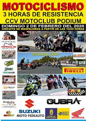 Tiempo De Deporte La Resistencia Cierra Ciclo El Domingo 2 De Febrer Deportes Actividades Deportivas Suzuki Motos