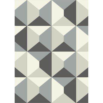Tapis gris velours, l.160 x L.230 cm | Leroy Merlin | Seni ...