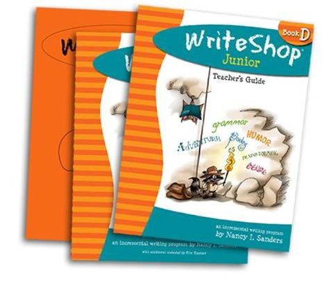 My daughter loves WriteShop Junior Book D and has consistently ASKED for her lessons (this is always a huge bonus to have children motivated to do their work)