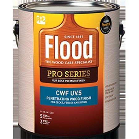 Flood 010273566158 Fld566 01 1 Gal Cwf Uv5 Cedar Wood Finish 275 Voc Walmart Com Exterior Stain Solid Stain Colors Best Deck Stain