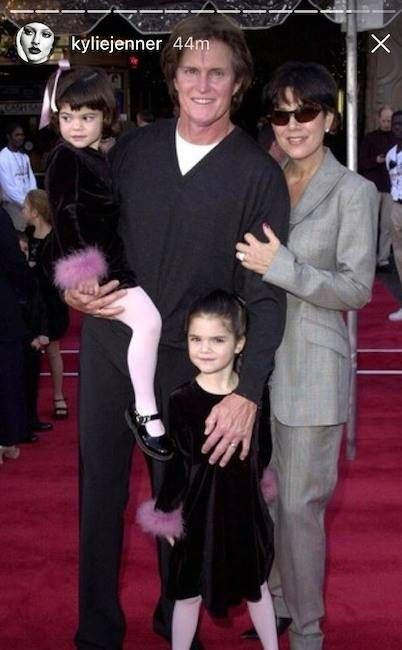 Kendall And Kylie Jenner Post Cute Throwback Photos In Father S Day Tribute To Caitlyn Jenner E Online