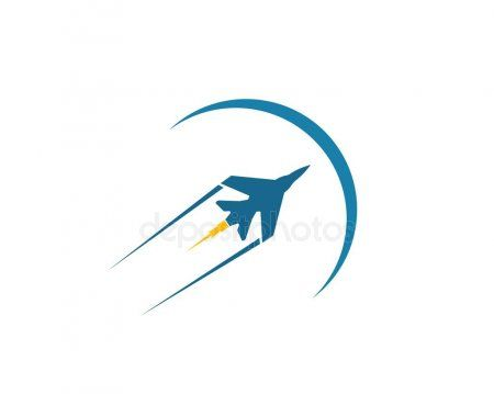 Plane Logo Vector Icon Illustration Design Stock Vector Affiliate Vector Icon Plane Logo Vector Icons Illustration Icon Illustration Vector Logo