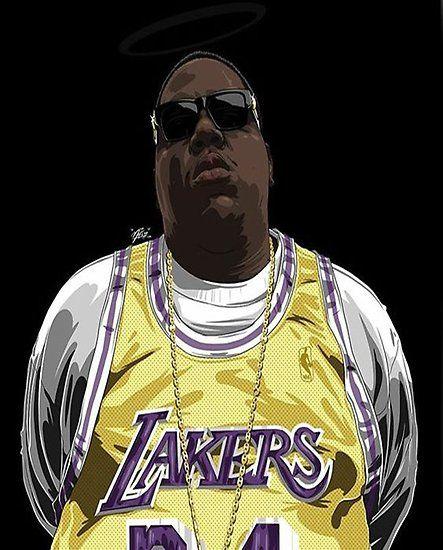Biggie Smalls Citazione B.I.G Hip Hop Life Rap King Poster Stampa Art Cornice