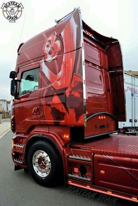 Scania Scania Caminhao Scania Caminhoes