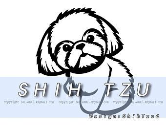 Shih Tzu Svg Dog Svg File For Cricut Cute Face Clipart Etsy Personalized Pet Gifts Pet Gift Shih Tzu