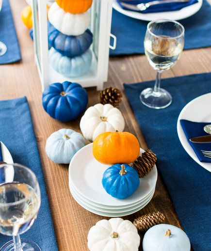 40 Stunning Thanksgiving Table Decor Ideas For 2020 Thanksgiving Dinner Table Decorations Thanksgiving Table Settings Diy Thanksgiving Table Decorations