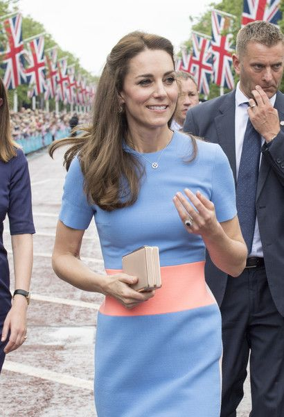 Kate Middleton Photos - The Patron's Lunch to Celebrate the Queen's 90th Birthday - Zimbio