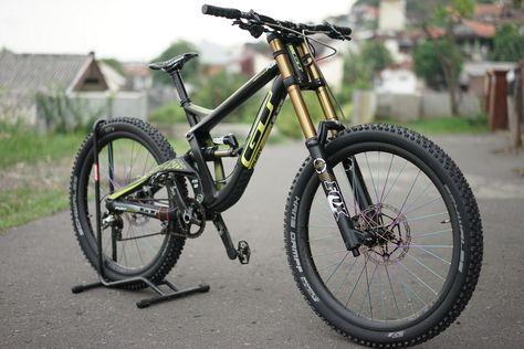 Ns Bikes Fuzz 1 Downhill Bike Park Lampshade Pinterest