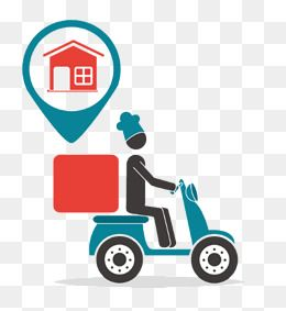 Express Delivery Boy Business Express Delivery Express Vector